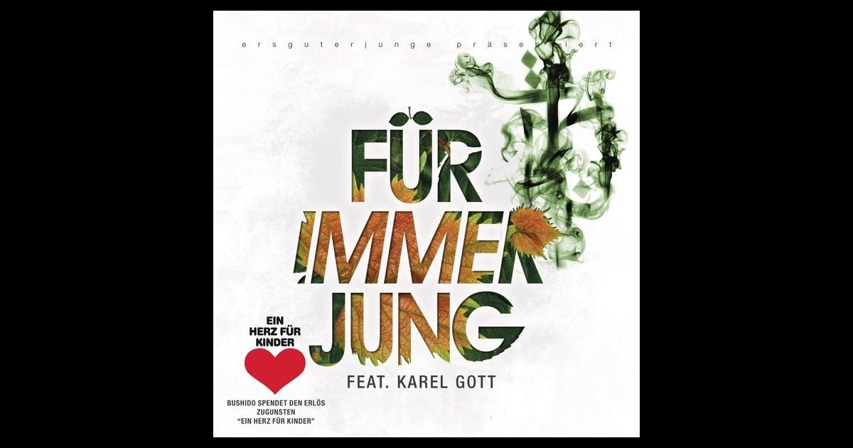 f r immer jung feat karel gott 2010 single von. Black Bedroom Furniture Sets. Home Design Ideas