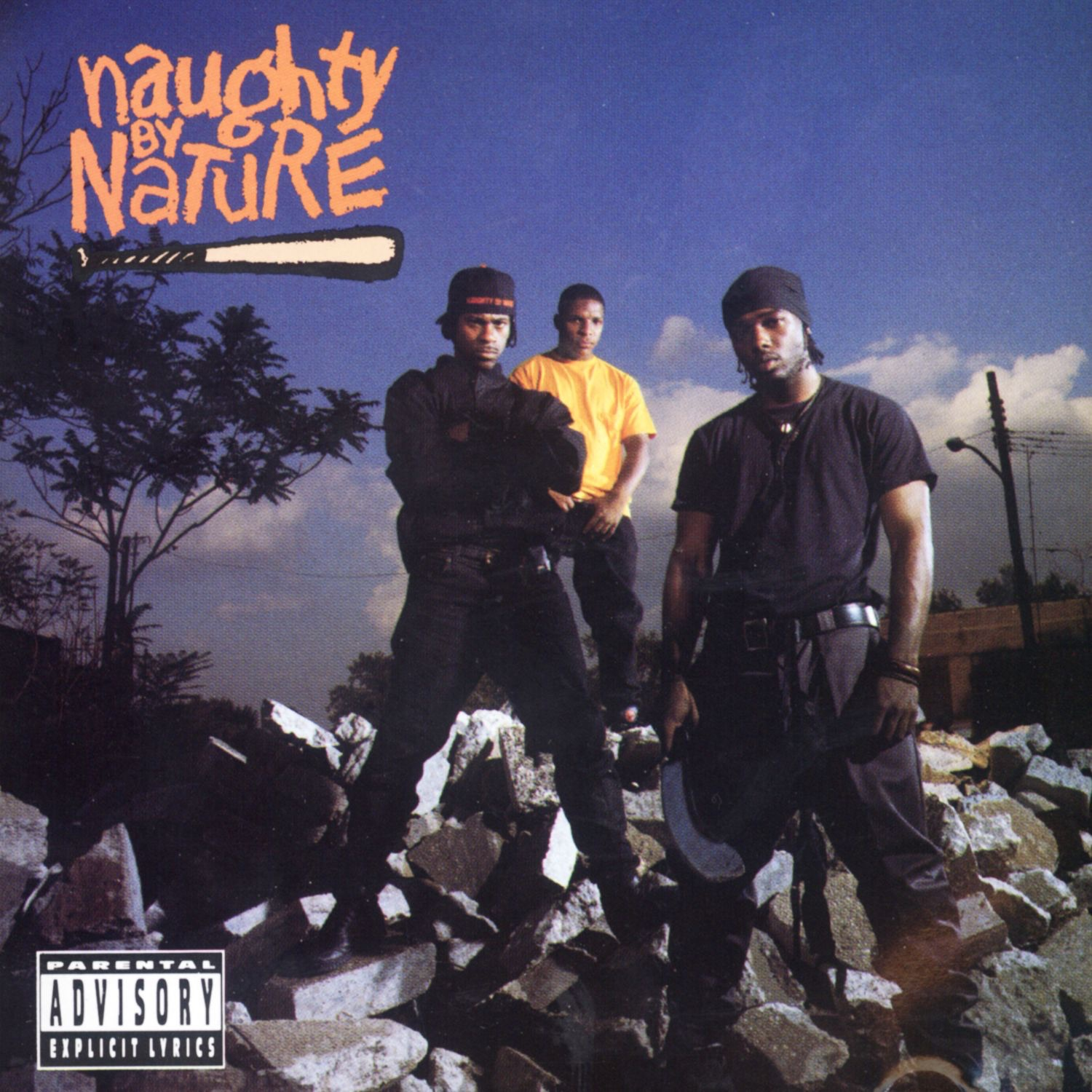 Naughty By Nature Ghetto