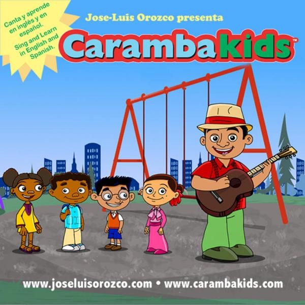Good Morning - Single (feat. Caramba Kids) by José-Luis Orozco