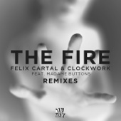 The Fire (feat. Madame Buttons) [Remixes] - Single cover art