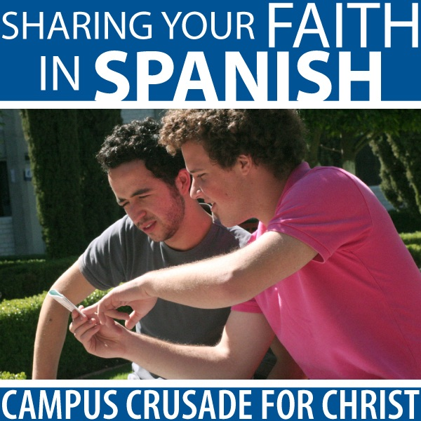 Sharing Your Faith in Spanish