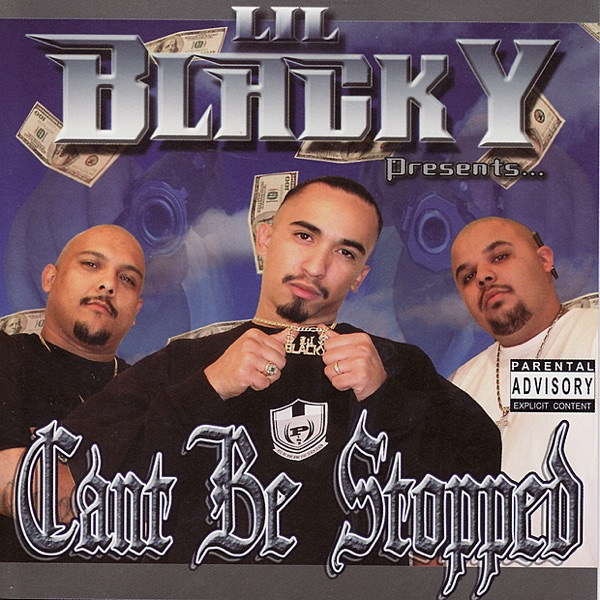 Cant Be Stopped Various Artists CD cover