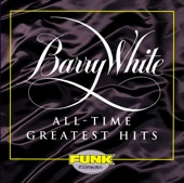 All-Time Greatest Hits - Barry White Cover Art