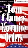 Executive Orders - Tom Clancy Cover Art