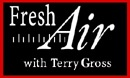 Terry Gross - Fresh Air, Colin Firth  artwork