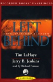 Left Behind: A Novel of the Earth's Last Days (Unabridged) - Tim LaHaye & Jerry B. Jenkins Cover Art