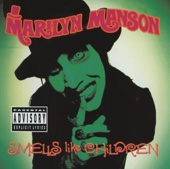 Marilyn Manson - Sweet Dreams (Are Made Of This) artwork