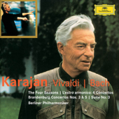 Vivaldi: The Four Seasons & L'estro armonico - Bach: Brandenburg Concertos Nos. 3 & 5, Suite No.3
