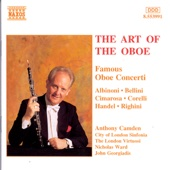 Anthony Camden - The Art of the Oboe