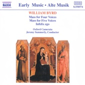 William Byrd: Masses For Four And Five Voices