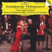 Violin Concerto in D, Op. 35: closing applause