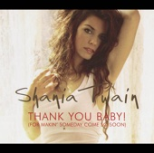 Shania Twain - Thank You Baby! (For Makin' Someday Come So Soon) [Red] artwork