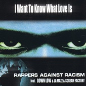 I Want to Know What Love Is - EP cover art