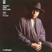 Mighty Sam McClain - I'm Tired of These Blues artwork