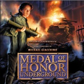 Medal of Honor: Underground (EA™ Games Soundtrack) cover art