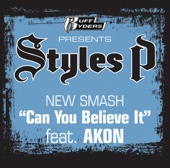 Can You Believe It (Featuring Akon) - EP cover art