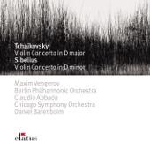 Tchaikovsky: Violin Concerto - Sibelius: Violin Concertos