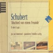 Jos van Immerseel - Drei Klavierstücke, D946; No.2 in Es, allegretto artwork