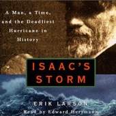 Isaac's Storm - Erik Larson Cover Art
