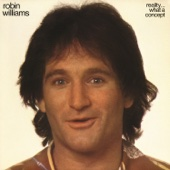 Cover to Robin Williams's Reality...What a Concept