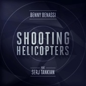 Shooting Helicopters (feat. Serj Tankian) [Radio Edit] - Single cover art