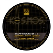 V/A Deep Structures, Pt. 2 - Single cover art