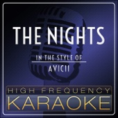 High Frequency Karaoke - The Nights (In the Style of Avicii) [Instrumental Version] artwork
