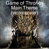Game of Thrones Main Theme (Violin Cover)