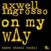 On My Way (Dave Winnel Remix) - Single cover art