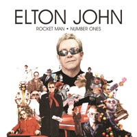 Picture of Rocket Man: Number Ones by Elton John