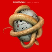 Threat to Survival - Shinedown Cover Art
