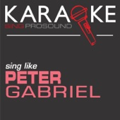 Sledgehammer (In the Style of Peter Gabriel) [Karaoke with Background Vocal] - ProSound Karaoke Band