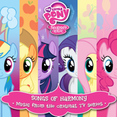 My Little Pony: Friendship Is Magic Songs of Harmony