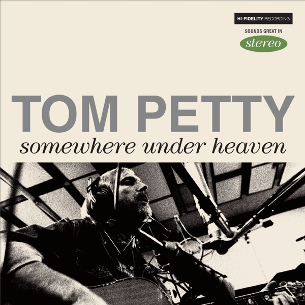 Somewhere Under Heaven - Single Tom Petty CD cover