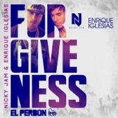 Nicky Jam & Enrique Iglesias - El Perdón (Forgiveness) artwork