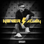 Never Again cover art