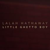 Lalah Hathaway - Little Ghetto Boy (Radio Edit) Grafik