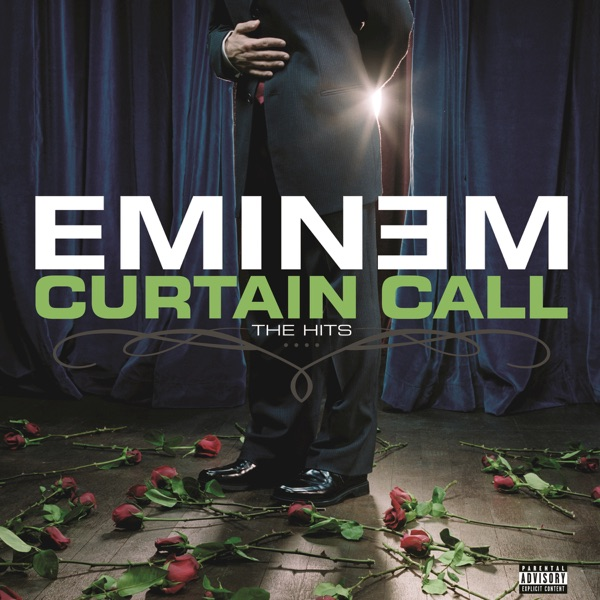 Curtain Call The Hits Deluxe Version Eminem CD cover