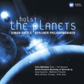 Berlin Philharmonic Orchestra, Rundfunkchor Berlin & Sir Simon Rattle - Holst: The Planets  artwork