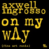 On My Way (Fine Art Remix) - Single