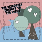 The Bluegrass Tribute to the Shins - Pickin' On Series Cover Art