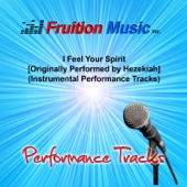 I Feel Your Spirit (Originally Performed by Hezekiah Walker) [Instrumntal Performance Tracks] - EP