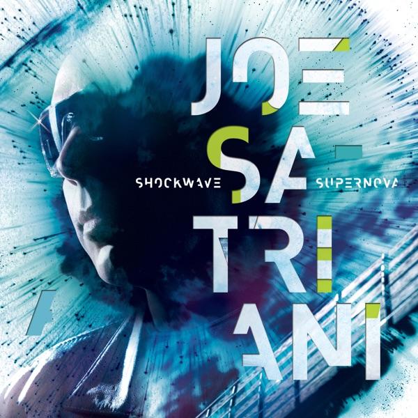 Shockwave Supernova Joe Satriani CD cover