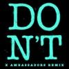 Don't (Xambassadors Remix) - Single, Ed Sheeran