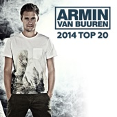 Armin van Buuren's 2014 Top 20 cover art