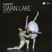 Swan Lake, Op. 20, Act II: No. 10, Scene (Moderato) - André Previn & London Symphony Orchestra