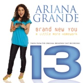 "Brand New You (From ""13"") - Single cover art"