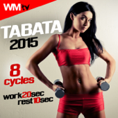 Tabata 2015 Hiit Session (High Intensity Interval Training / 20 Sec. Work and 10 Sec. Rest Cycles With Vocal Cues)