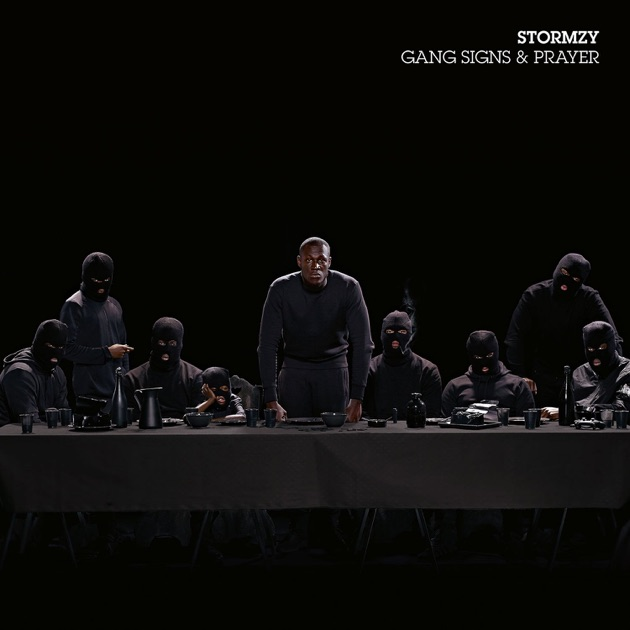 Image result for stormzy- gang signs & prayer