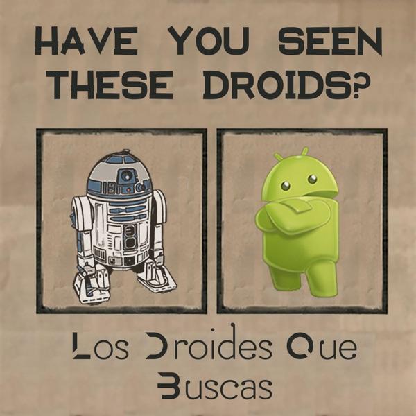 Los Droides Que Buscas